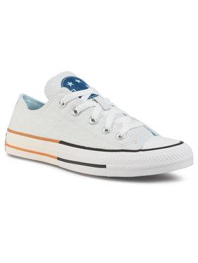 Converse Converse Sneakers aus Stoff Ctas Ox 167664C Grün