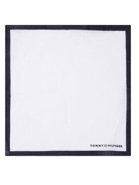 Tommy Hilfiger Tailored Tommy Hilfiger Tailored Batistă de buzunar Solid Square TT0TT06898 Alb