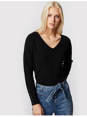Morgan Morgan Sweater 211-MIEN Fekete Regular Fit