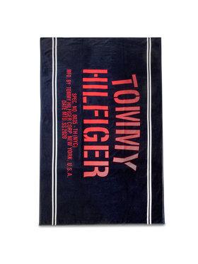 TOMMY HILFIGER TOMMY HILFIGER Πετσέτα Towel UU0UU00036 Σκούρο μπλε