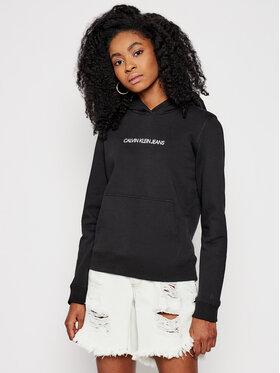 Calvin Klein Jeans Calvin Klein Jeans Bluză J20J215582 Negru Regular Fit