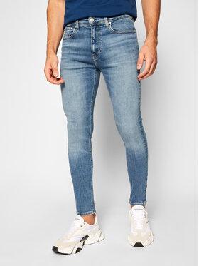 Calvin Klein Jeans Calvin Klein Jeans Jeans Super Skinny Fit J30J315478 Bleu Super Skinny Fit