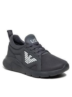 EA7 Emporio Armani EA7 Emporio Armani Sneakers X8X056 XCC56 Q210 Grau