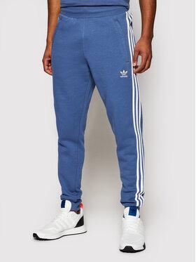 adidas adidas Pantalon jogging adicolor Classics 3-Stripes GN3528 Bleu Slim Fit
