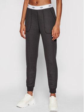 Ugg Ugg Teplákové kalhoty Catchy 1104852 Černá Relaxed Fit