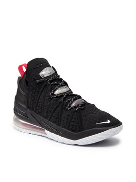 Nike Nike Παπούτσια Lebron XVIII CQ9283 001 Μαύρο