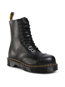 Dr. Martens Dr. Martens Αρβύλες 8761 Bxb Boot 10966001 Μαύρο