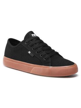 DC DC Sneakers aus Stoff Manual ADYS300591 Schwarz