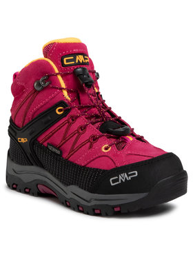 CMP CMP Scarpe da trekking Rigel Mid Trekking Shoes Wp 3Q12944 Rosa