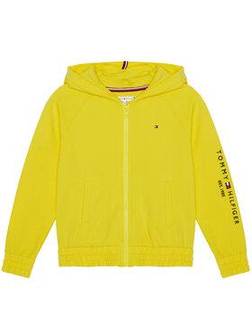 TOMMY HILFIGER TOMMY HILFIGER Sweatshirt KG0KG05491 D Gelb Regular Fit