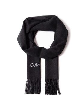 Calvin Klein Calvin Klein Sál Woven Scarf K60K607772 Fekete