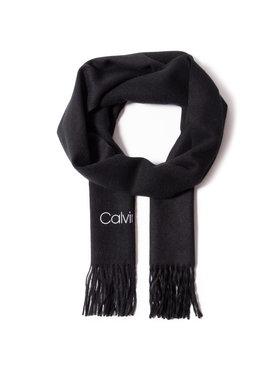 Calvin Klein Calvin Klein Шал Woven Scarf K60K607772 Черен