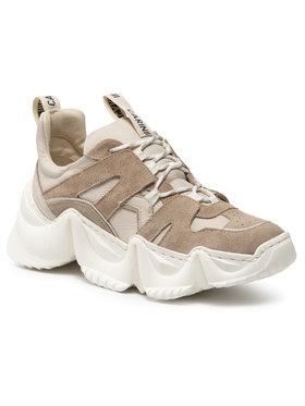 Carinii Carinii Sneakersy B5857 Beżowy