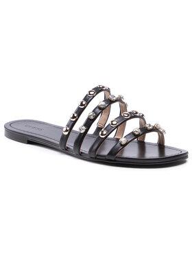 Guess Guess Mules / sandales de bain Cevan FL6CEV ELE19 Noir