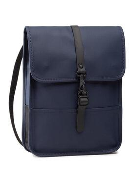 Rains Rains Sac à dos Backpack Micro 1366 Bleu marine