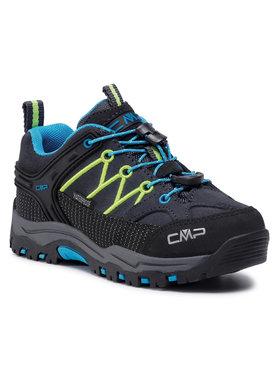 CMP CMP Παπούτσια πεζοπορίας Kids Rigel Low Trekking Shoes Wp 3Q13244 Σκούρο μπλε