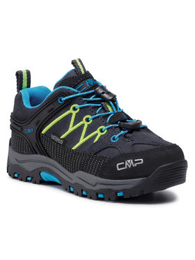 CMP CMP Turistiniai batai Kids Rigel Low Trekking Shoes Wp 3Q13244 Tamsiai mėlyna