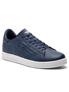 EA7 Emporio Armani EA7 Emporio Armani Sneakers Blu scuro