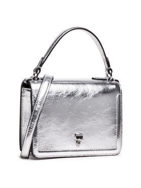 KARL LAGERFELD KARL LAGERFELD Handtasche 210W3080 Silberfarben