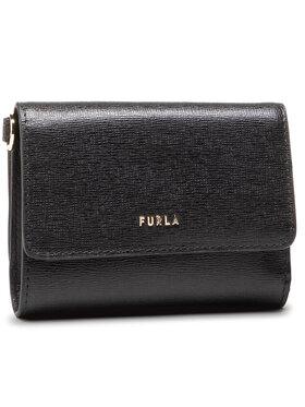 Furla Furla Veľká dámska peňaženka Armonia WP00033-A.0391-O6000-1-007-20-CN-P Čierna