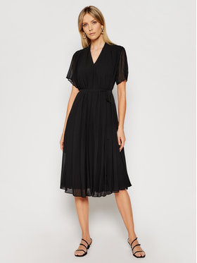 Samsøe Samsøe Samsøe Samsøe Robe de cocktail Wala F21100122 Noir Relaxed Fit