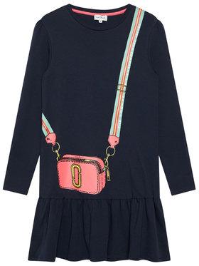 Little Marc Jacobs Little Marc Jacobs Φόρεμα καθημερινό W12379 M Σκούρο μπλε Regular Fit