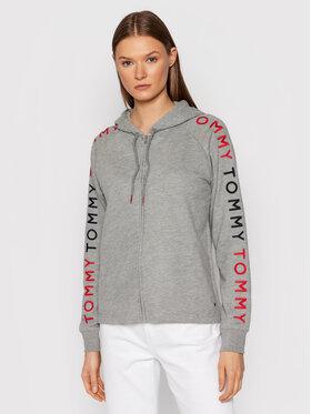 Tommy Hilfiger Tommy Hilfiger Sweatshirt UW0UW02867 Grau Regular Fit