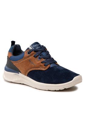 Pepe Jeans Pepe Jeans Sneakersy Jay-Pro 21 PMS30791 Tmavomodrá