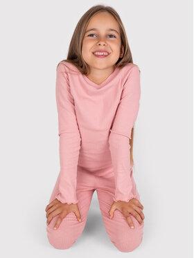 Coccodrillo Coccodrillo Μπλουζάκι ZC1143102EVG Ροζ Regular Fit
