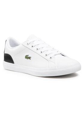 Lacoste Lacoste Sneakersy Lerond 0120 1 Cuj 7-40CUJ0013147 Biela