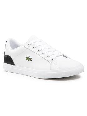 Lacoste Lacoste Sneakersy Lerond 0120 1 Cuj 7-40CUJ0013147 Bílá