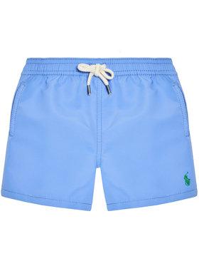 Polo Ralph Lauren Polo Ralph Lauren Plavecké šortky Traveler Sho 320785582009 Modrá Regular Fit