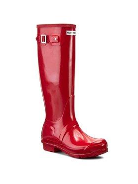 Hunter Hunter Bottes de pluie Original Gloss WFT1000RGL Rouge