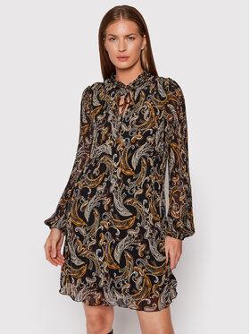 Liu Jo Liu Jo Koktel haljina WF1004 T5975 Crna Regular Fit