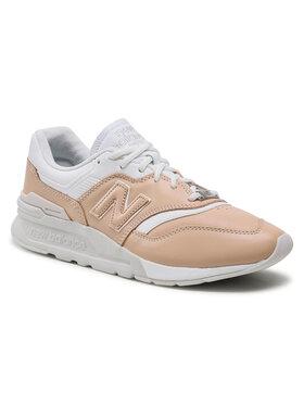 New Balance New Balance Laisvalaikio batai CM997HDZ Smėlio