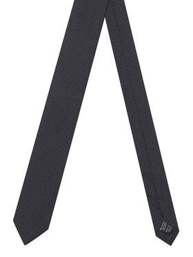 Hugo Hugo Krawat Tie Cm 6 50447343 Czarny