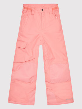Columbia Columbia Lyžařské kalhoty Bugaboo 1806712 Růžová Regular Fit