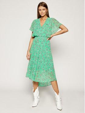 DKNY DKNY Kasdieninė suknelė DD0AD765 Žalia Regular Fit