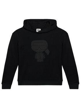 KARL LAGERFELD KARL LAGERFELD Sweatshirt Z25294 S Noir Regular Fit
