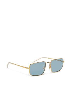 Ray-Ban Ray-Ban Okulary przeciwsłoneczne 0RB3669 001/Q2 Złoty