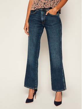 Pepe Jeans Pepe Jeans Τζιν Relaxed Fit PEPE ARCHIVE New Olympia PL203763D Σκούρο μπλε Relaxed Fit