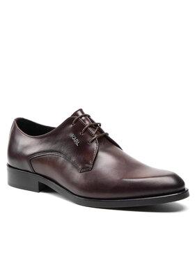 KARL LAGERFELD KARL LAGERFELD Κλειστά παπούτσια KL12270 Καφέ