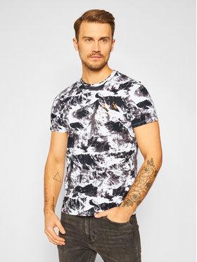 Armani Exchange Armani Exchange T-shirt 6HZTEC ZJ2UZ 8150 Gris Regular Fit