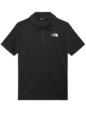 The North Face The North Face Polo Horizon NF0A3CPODYZ1 Szary Regular Fit