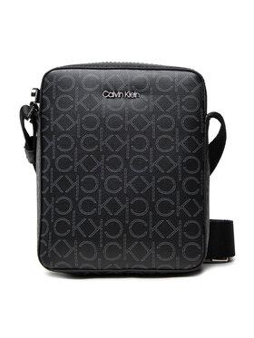 Calvin Klein Calvin Klein Brašna Minimalism Reporters S Mono K50K508098 Černá