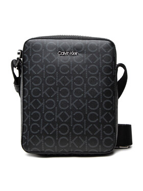 Calvin Klein Calvin Klein Мъжка чантичка Minimalism Reporters S Mono K50K508098 Черен