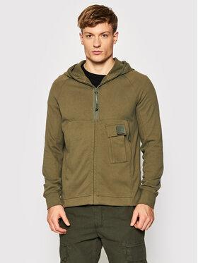 C.P. Company C.P. Company Sweatshirt Metropolis Series Diagonal Raised 11CMSS175A 005086W Vert Regular Fit