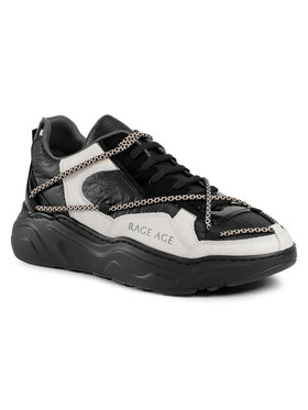 Rage Age Rage Age Sneakersy RA-12-02-000087 Czarny