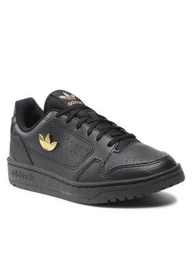 adidas adidas Обувки Ny 90 J Черен