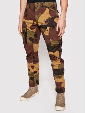 G-Star Raw G-Star Raw Текстилни панталони Rovic Zip 3D D02190-C866-C688 Зелен Regular Fit